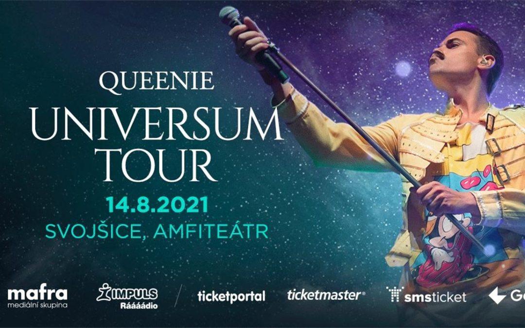 Queenie universum tour